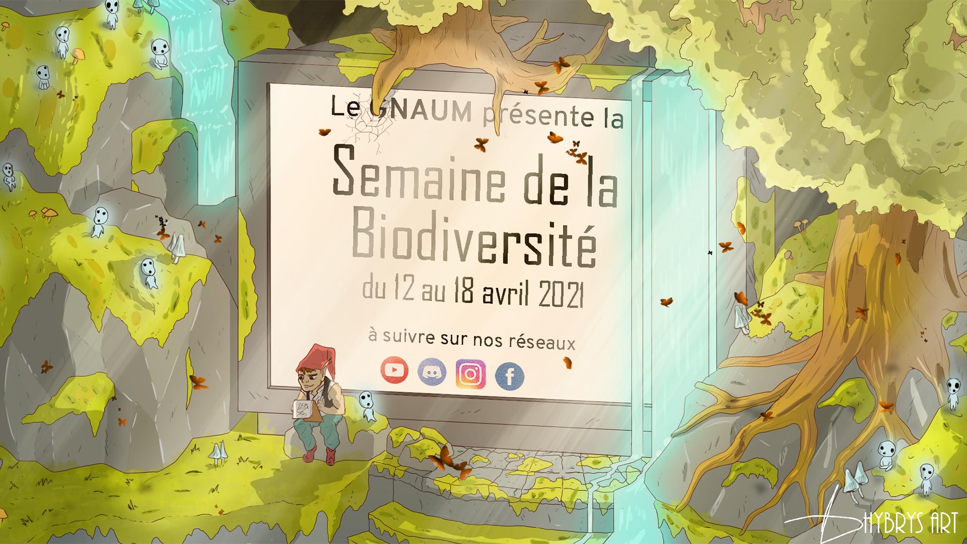 Planning - Semaine de la biodiversité